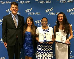 Business Students Recognized With Top Honors At National Leadership Conference Walker College Of Business