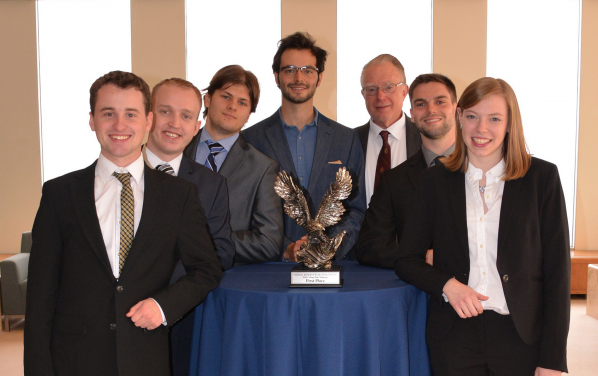 Appalachian State University Wins District College Fed Challenge