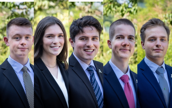 App State finance students take continental title, advance to global finals round of CFA Institute Research Challenge