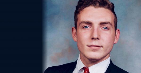 Alumni Spotlight: Sales Marketing Grad Patrick Holden