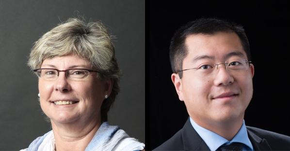 Dr. Dawn Medlin, Dr. Jason Xiong