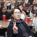 Appalachian students welcome international exchange students with special event