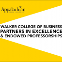Walker College of Business faculty members awarded professorships