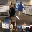 October 27 Dean's Club Research Poster Session collage
