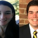 Reanne Henry, left, and Matthew Finney have been promoted by RH CPAs