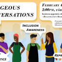Courageous Conversation to be held Feb. 4, part of BLM at School Week