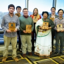 Eight earn awards for outstanding international engagement