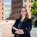 Dr. Brandy Hadley '09 '11, assistant professor in Appalachian State University's Department of Finance, Banking and Insurance, returned to her alma mater to teach in 2017.