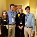 IBSA students with Chancellor Everts