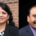 Program leaders, Dr. Lakshmi Iyer & Dr. Dinesh Dave