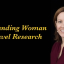 Hospitality and tourism professor earns outstanding woman in travel in research award