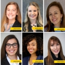 Six business students at Appalachian State University named junior marshals