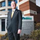 AHRS CEO Richard Sparks retires (Photo: Marie Freeman)