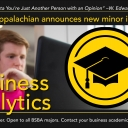Walker College announces new minor in business analytics