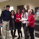 Transportation Insight Center for Entrepreneurship Third Anniversary Cake Cutting