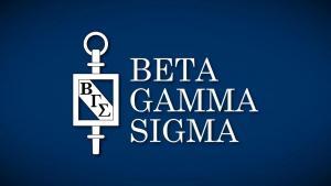 Appalachian's Beta Gamma Sigma chapter earns highest honors