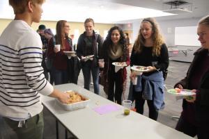 A world outside Appalachian: International Education Week