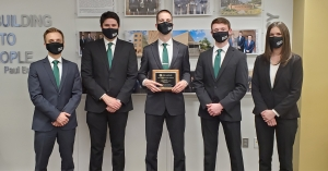 App State business students win state CFA Institute Research Challenge