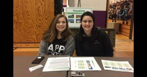 Appalachian State University Executive Impact and Walker Fellows members helped deliver