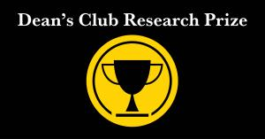 Walker College announces inaugural recipients of Dean's Club Research Prize