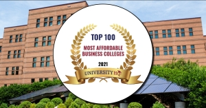 Walker College and its accounting, finance and management degree programs featured on University HQ's 'best, most affordable' lists