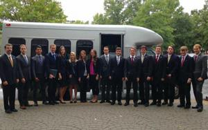 CPCU Shadow Day participants