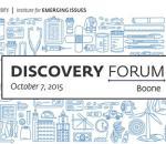 Discovery Forum logo