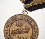 Plemmons Leadership medallion