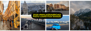 #WalkerAbroad Spring 2020 Winners