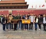 Business faculty and students make news in China