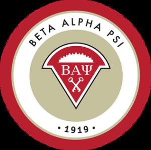 AppState Beta Alpha Psi Logo