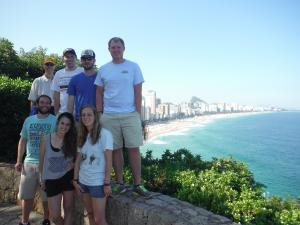 Walker College students travel to Rio in advance of Olympic Games