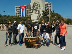 2017 Spring Break study abroad excursion to Cuba