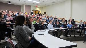 January 24 Internship Panel Attendees