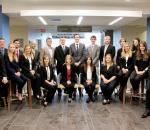 Spring 2016 MBA Cohort at Orientation