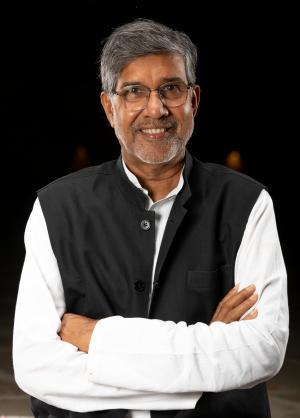 Nobel Laureate Kailash Satyarthi to speak April 26 at Appalachian
