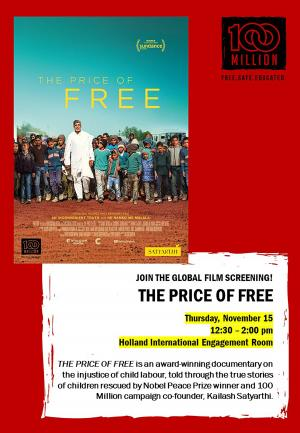 Price of Free Screening Information