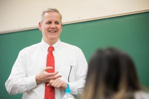 Dr. Ben Powell is a professor in the Walker College's Department of Management