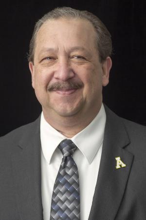 """Richard """"Rick"""" Wurth, Appalachian State University"""
