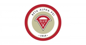 Beta Alpha Psi earns 'Investing in Your Community' Award