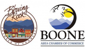 Local Boone and Blowing Rock Chambers of Commerce will host the event