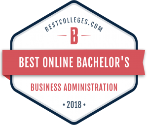 Walker College online bachelor's earns high honors from bestcolleges.com