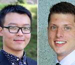 Sustainable Student Spotlight: Belinda Casher and Tony Fu