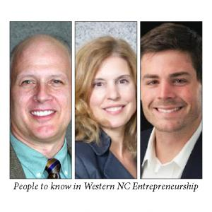 People to know in Western NC Entrepreneurship