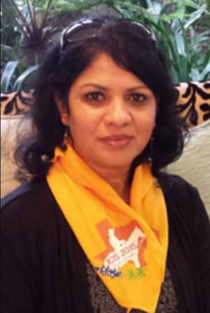 Dr. Lakshmi Iyer is the new program director of applied data analytics at Appalachian State University. Photo submitted