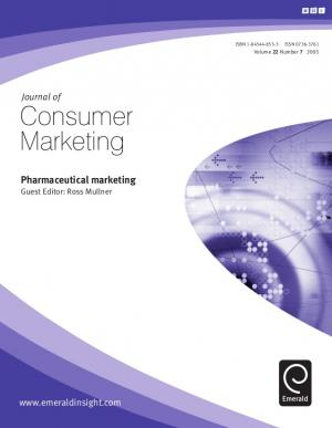 Walker College marketing professor's research on consumer behavior published in Journal of Consumer Marketing
