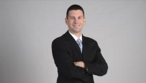 Accounting alumnus Matt Stuart named to '40 under 40' list in Knoxville, TN