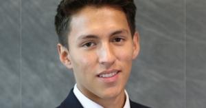 Appalachian State University alumnus Christian Torres-Trujillo '20, a digital marketing specialist in pay-per-click (PPC) marketing with TreeHaus Marketing LLC.