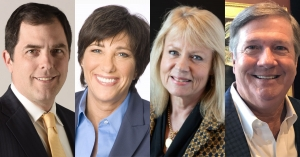 Lampe, Schaefer, Cook and Chesson appointed to App State's Board of Trustees