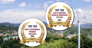 Management degree, finance degree programs featured on University HQ's 'best, most affordable' lists